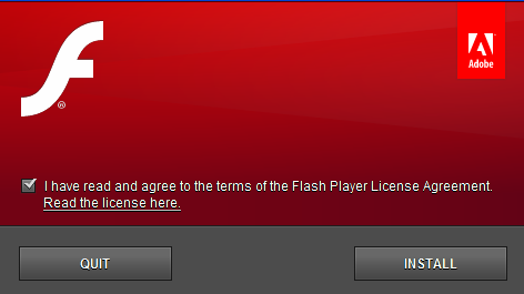 Adobe Flash Player Internet Explorer 25.0.0.171
