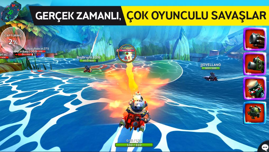 Battle Bay (Android) 2.2.14240