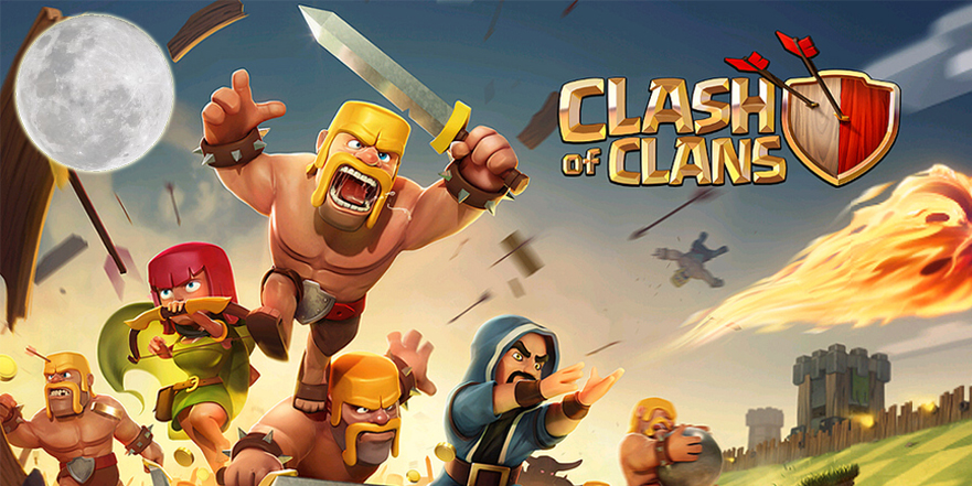 Clash of Clans (Android) 8.709.23