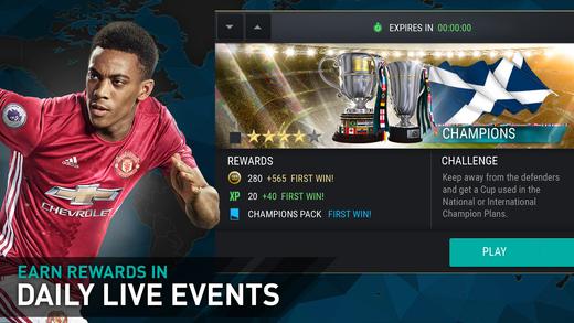 FIFA Mobile Futbol (Android) 6.0.1