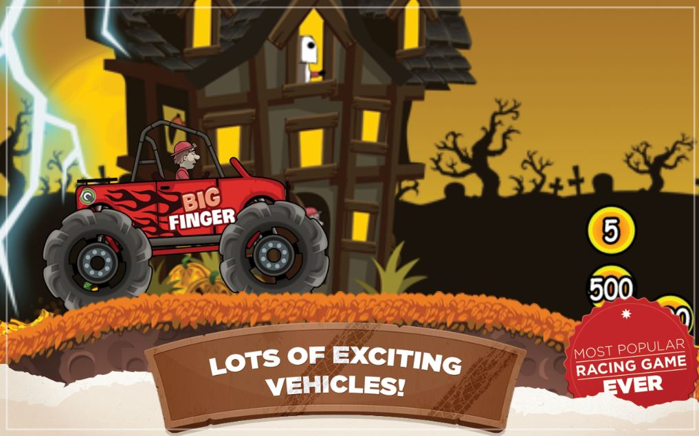 Hill Climb Racing (Android) 1.32.1