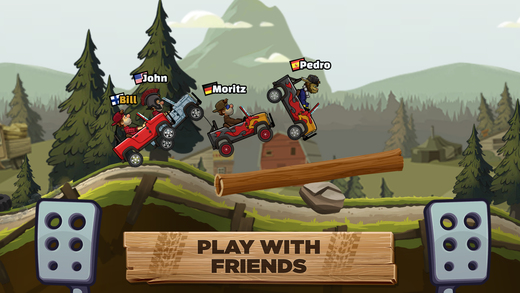 Hill Climb Racing 2 (Android) 1.4.2