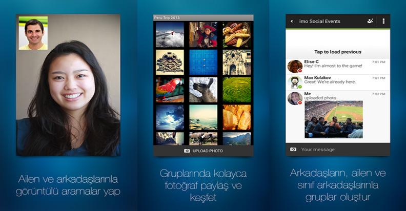 imo Görüntülü Arama ve Mesaj (Ios) 7.0