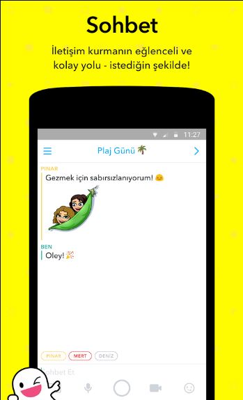 Snapchat (Ios) 1.0
